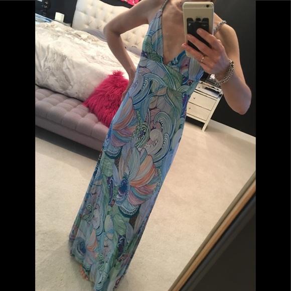 Long Marciano stunning dress